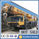 Five Telescopic Boom 100 Ton Used Krupp Crane Original From Germany KMP1100