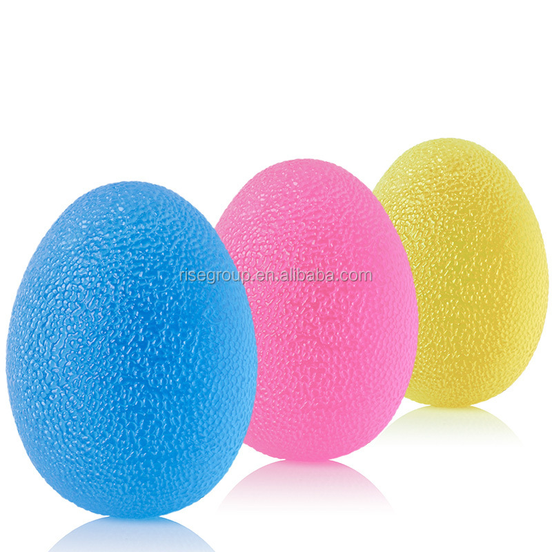 finger exercise gel stress ball