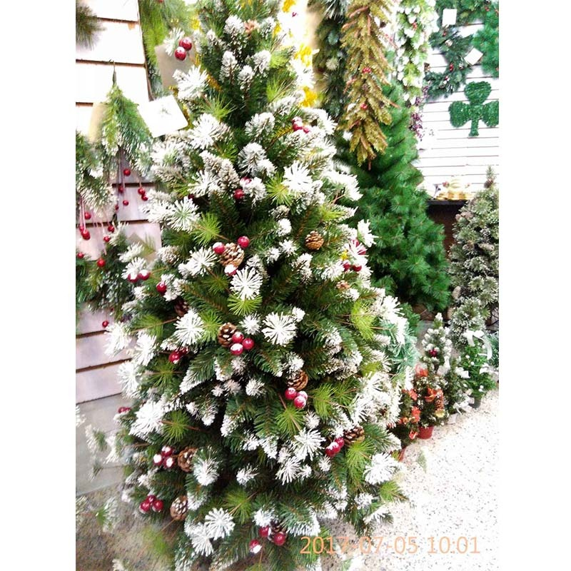 2017 new arrival decorative christmas tree for Christmas decoration