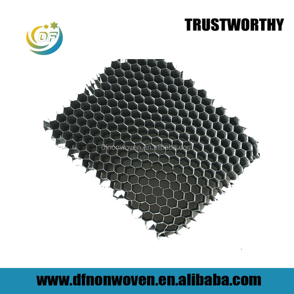 High efficiency durable aluminum frame honeycomb air purifier filter