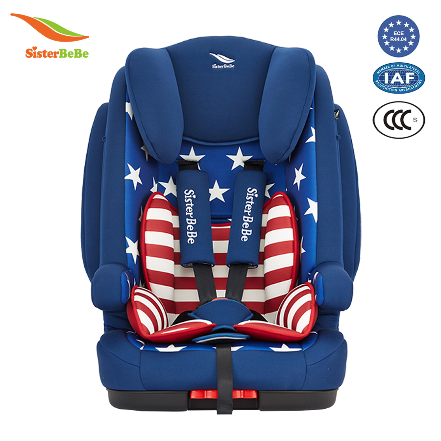 Sisterbebe Car Seats Forward Facing For Infants 9 To 36 Kgs Safety Child Rally