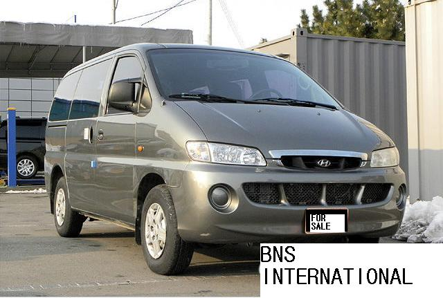 hyundai starex 2000 jahre 9 sitzer van gebrauchtwagen produkt id 109043312. Black Bedroom Furniture Sets. Home Design Ideas