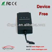 Device free gps tracking cell phone number