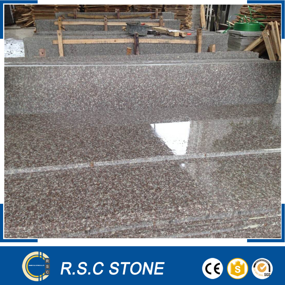 G664 granite window frame