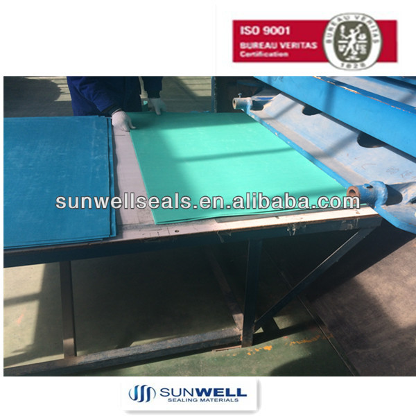 High temperature non asbestos gasket sheets