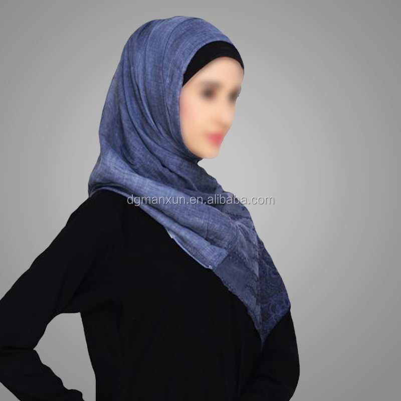 Islamic Clothing Middle East Fashion Muslim Scarves Net Lace Love Hijab Arabic Style Niqab