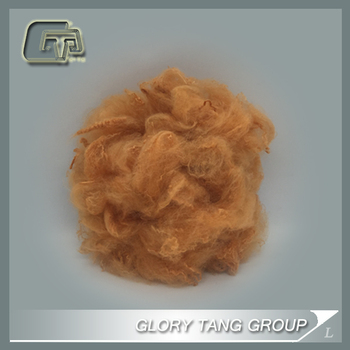 GTR14 wholesale colored polyester staple fiber /PSF