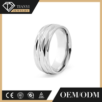 Multifunctional smart ring, fashions jewelery ring, titanium band ring