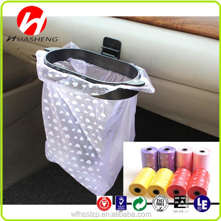 Hot Sale Customized Disposable Car Trash Bag