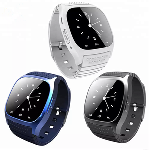 smart watch sport M26 sync phone calls Anti-lost smart watch for iphone and android