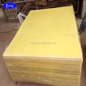 Eric 3240 yellow Epoxy resin fiber glass cloth laminated board