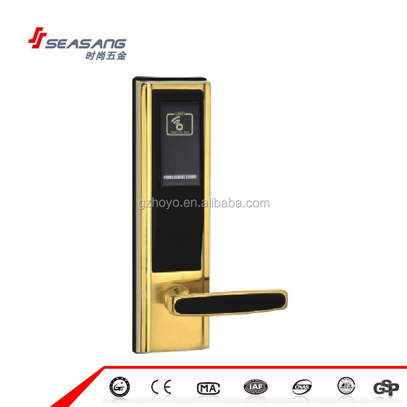 China Factory Smart hotel electronic deadbolt digital electronic door lock