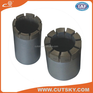 Good quality!!! HQ core drill bit extension for reaming shell