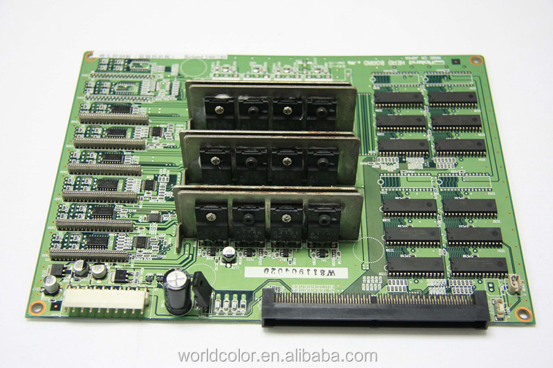 head control board for roland printer