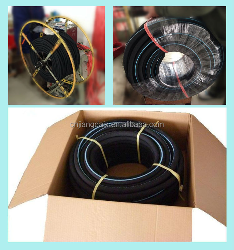 aeration rubber pipe