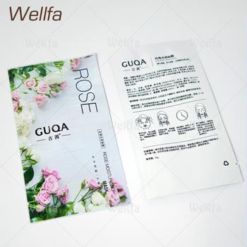 Masker Pembungkus facial Wajah - masker Buy Desain Dicetak Kemasan Individual Tas On Pack Product Mask Kustom Kemasan