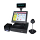 China Manufacturer newest pos machine price desktop computers touch pos computer all in one pos system all in one pc