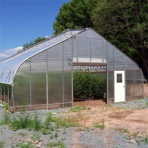 Long Life PE Film A-Frame Greenhouse for Vegetables /Tomato/Flower