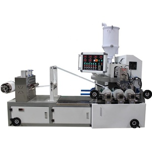 Plastic sheet extruder machine/PE PP TPU sheet extrusion line