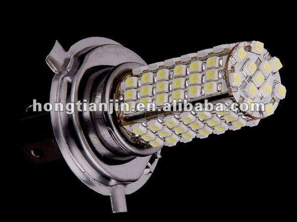 102smd 1210 Car H4 Led Headlight Bulbs
