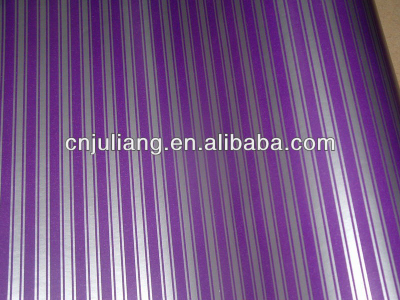 different kinds of cellophane wrapping paper