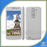 Unique Designed Cell Phone 4.5 inch 3G WCDMA Dual Core 2 SIM