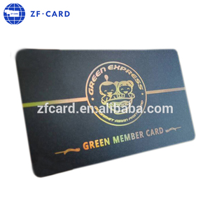 laminated 3d hologram overlay plastic business card