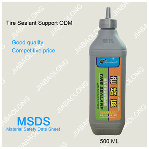 Tubeless Fix Flat Tire Sealant 500ml