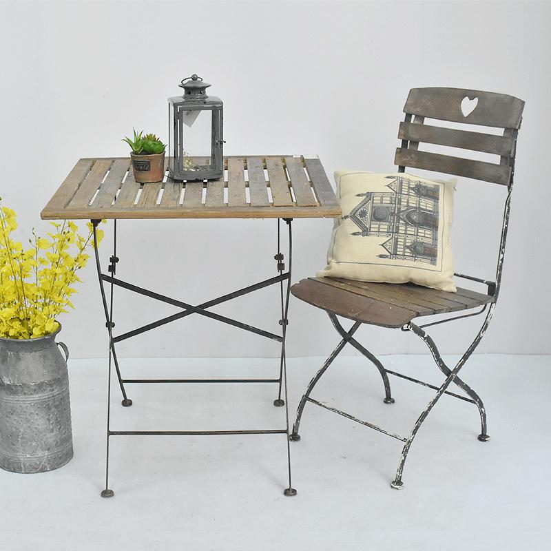 Tavoli Da Giardino Vintage.Antico Vintage All Aperto Mobili Da Giardino In Legno Da Tavolo