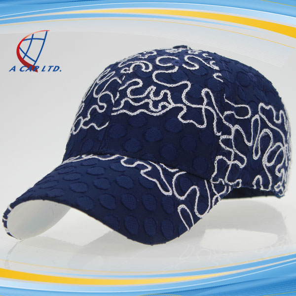Custom Embroidery Promotional Baseball Cap