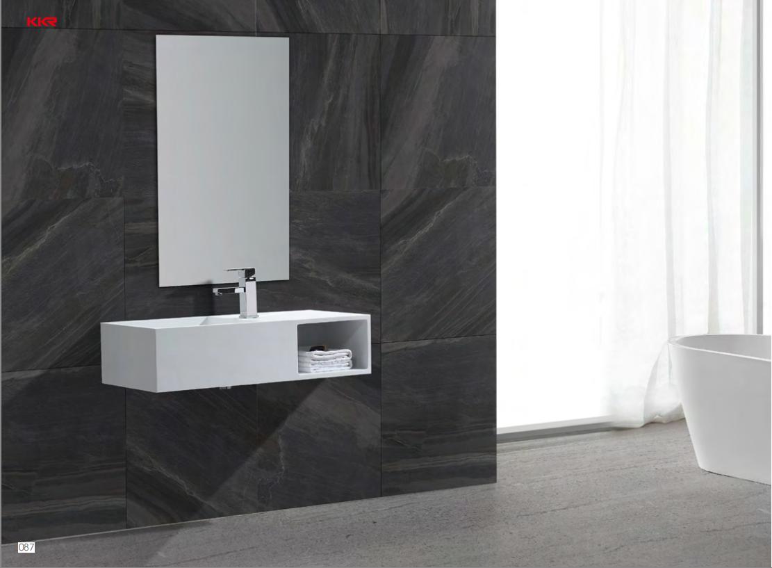 Italian Design Bathroom Washing Basin Small Wash Hand Basin