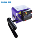 Easy control steady performance mini purple air cushion packing system
