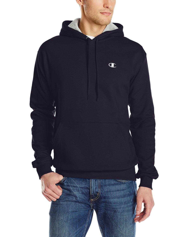 ad844e0e7193 Get Quotations · Champion Men s Pullover Eco Fleece Hoodie