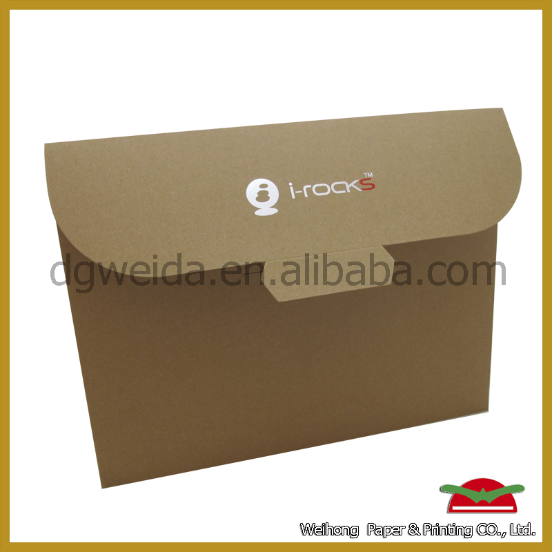 Hot sale customized kraft paper envelope