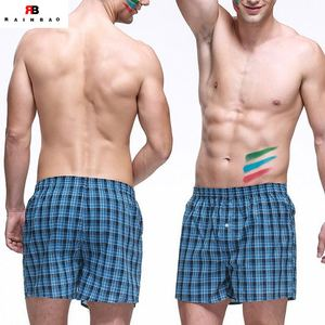 large size simple design custom korea underwear