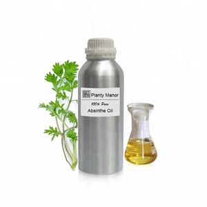China Mugwort Oil Also Called Absinthe Oil for Medicine
