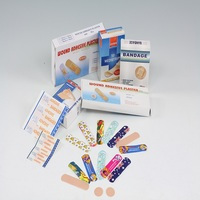 First Aid Bandage Sterile Wound Adhesive Cartoon plaster