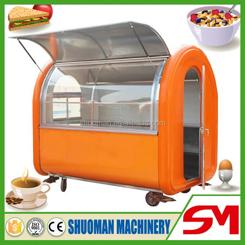 2016 new type practical hospital food carts