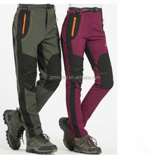 adult training pants latest style men pants waterproof windproof hiking pants for men and women