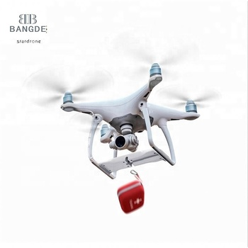 Air Drop System Drone Thrower for Phantom 4 Series