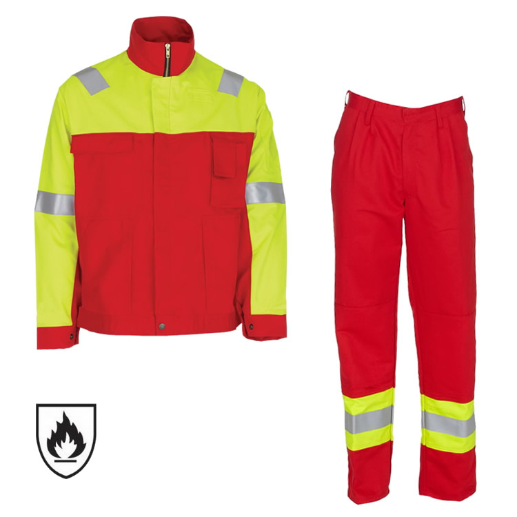 Custom Made Anti Vlam Brandwerende Werk Suits