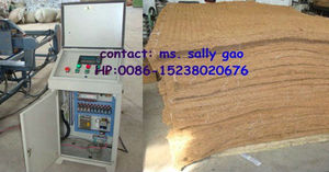 facotry sell coco fiber mattress knitting machine