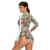 High Quality Wholesale Women Swimming Wetsuit Surfing Suit