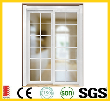 Factory Lowes Price Sliding Half Glass Screen Wooden Door Philippines Price  And Design