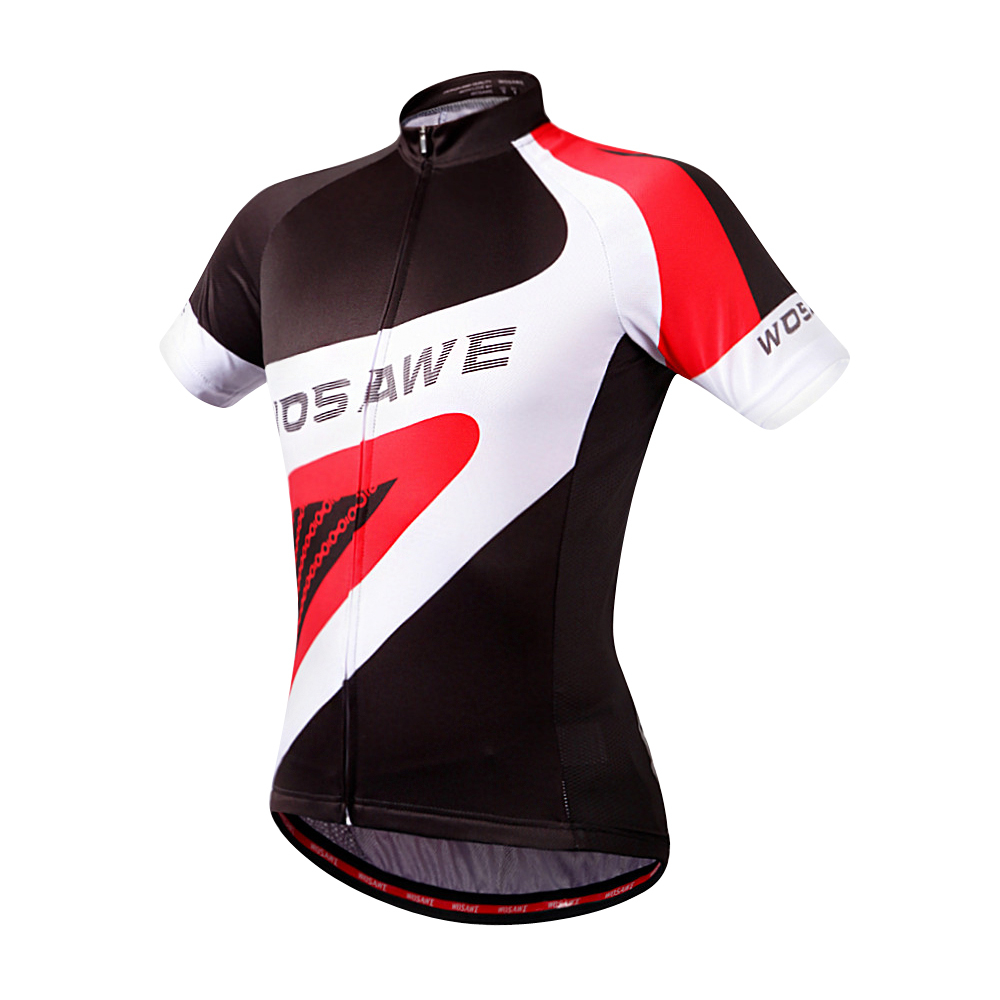 ODM/OEM custom quick dry polyester Gear cycling jersey for men 2016