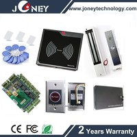 Security Access control system RFID card reader, access controller and magnetic lock