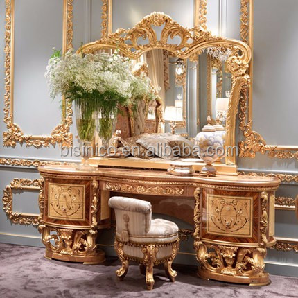 Golden furniture queen anne bedroom set luxury wood for Queen anne style bedroom furniture
