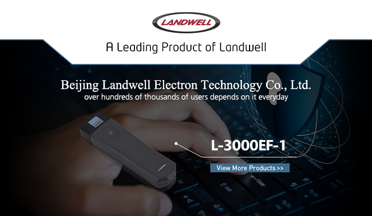 Smart Card System Landwell Contact Type Guard Tour System Event Wallet Guard Tour System