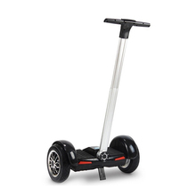 Two Wheel Self Balancing Scooter 2 Wheel With Handle Electric Hoverboard With CE 10 inch
