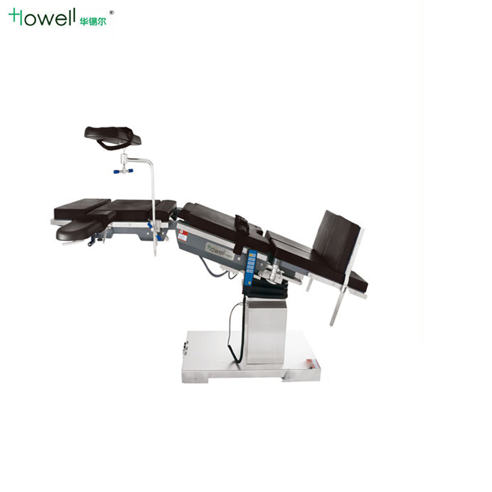 Medical Supply Hospital Equipment Electro-Hydraulic Surgery Operating Table with C-arm and X-ray Machine